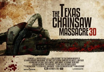 Leatherface Rises From the Grave in this Clip for The